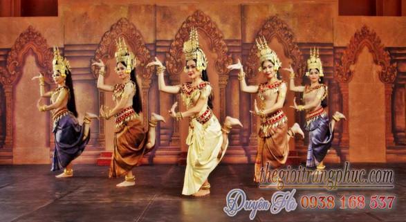 Trang phục múa Thái Lan