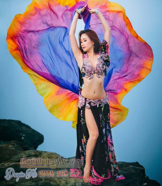 Trang phục múa bụng Belly Dance