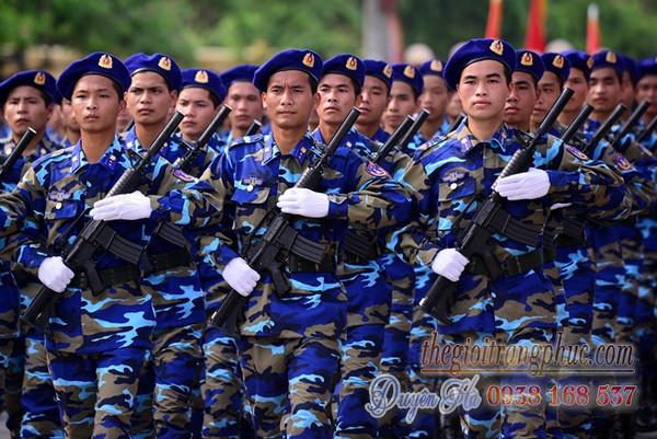 Trang phục của lính hải quân