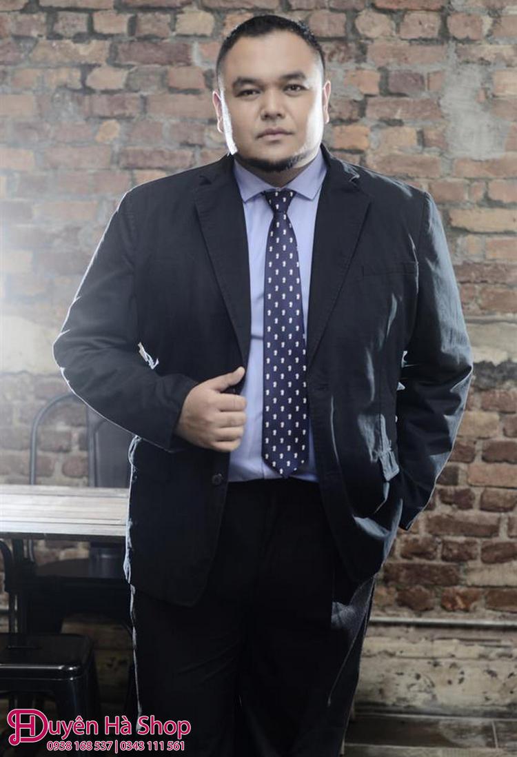 thuê áo vest nam size lớn tphcm