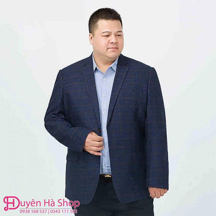 thuê áo vest nam size lớn hcm
